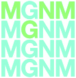 MGNM Logo sign
